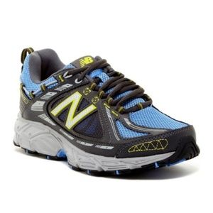 New Balance 510v2 Running Shoe Blue/Grey 7.5